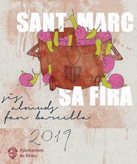 Fira Sant Marc Sineu 2019