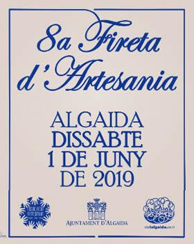 Fira d'Artesania Algaida 2019
