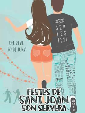 Festes de Sant Joan Son Servera 2019