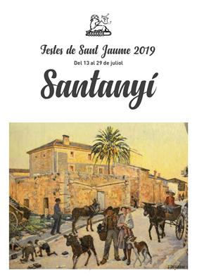 Festes de Sant Jaume Santanyí 2019