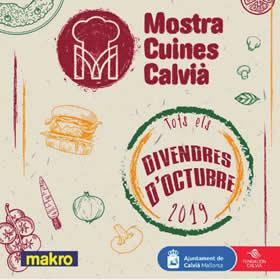 Mostra de Cuines Octubre Calvià 2019
