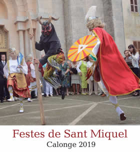 Festes de Sant Miquel Calonge Santanyí 2019