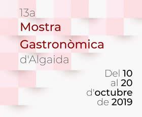Mostra Gastronomica Algaida 2019