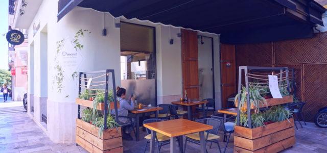 D Menú restaurant