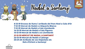 Festes de Nadal Santanyí 2019