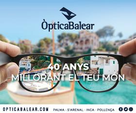 Òptica Balear AMIC 2019