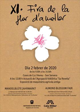 Fira Flor d'Ametler Son Servera 2020
