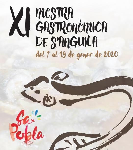 Mostra de l'Anguila sa Pobla 2020