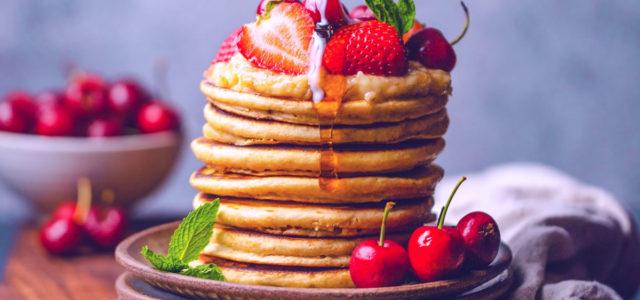 Recepta de pancake