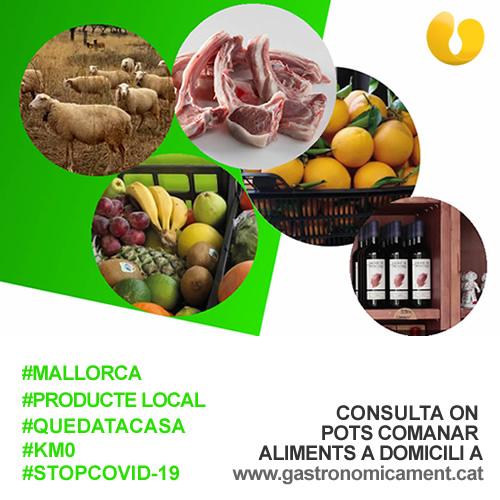 Confinament i Aliments Gment 2020
