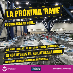 [:ca]Coronavirus Setembre Rave Marratxí 2020[:]