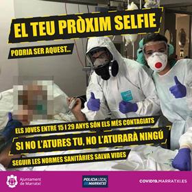 [:ca]Coronavirus Setembre Selfie Marratxí 2020[:]