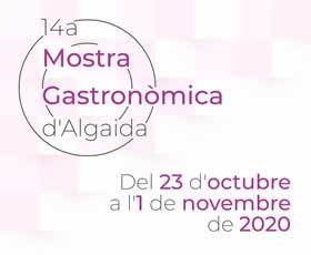 Mostra Gastronòmica Algaida 2020